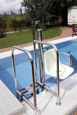 Platforma piscina