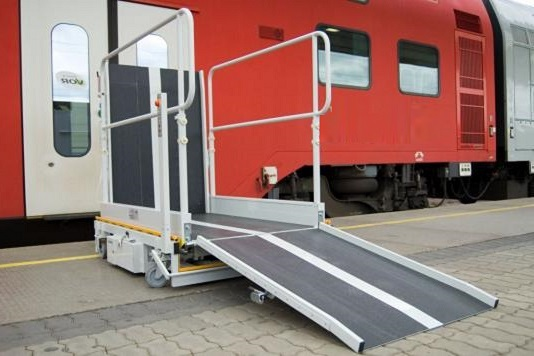Platforme tren