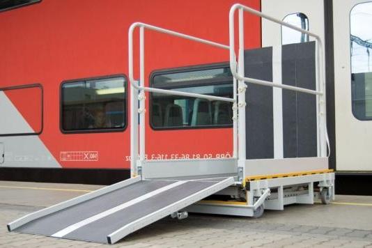 Platforma tren