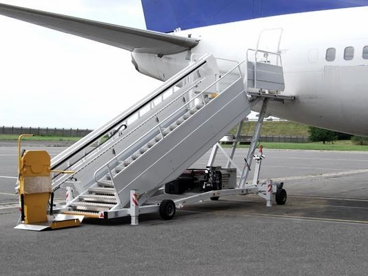 Platforma aeroport